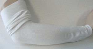 thick , long arm sleeve cotton
