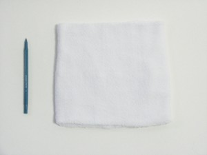 terry cloth fabric material